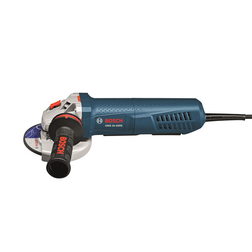 Bosch GWS10-45PD 10 Amp 4-1/2 in. Angle Grinder with No-Lock-On Paddle Switch