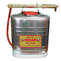 Indian Pump 179015-17 5 Gallon 90S Stainless Unbuffed Fire Pump