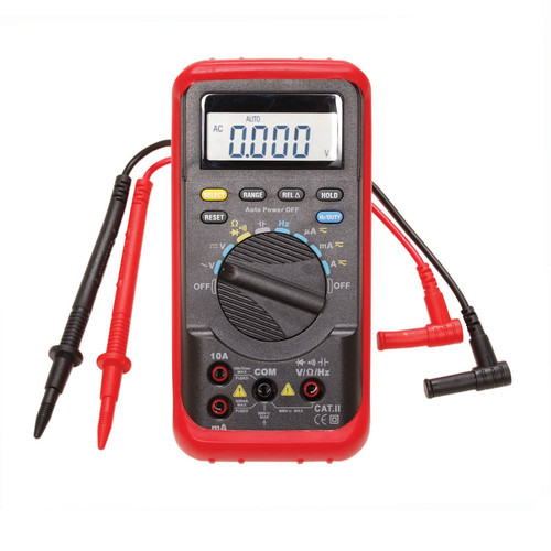 Electronic Specialties 480A Auto-Ranging Digital Multimeter image number 0