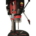 General International DP2006 15 in. 16-Speed 5A Floor Mount Drill Press with Laser System and LED light image number 3