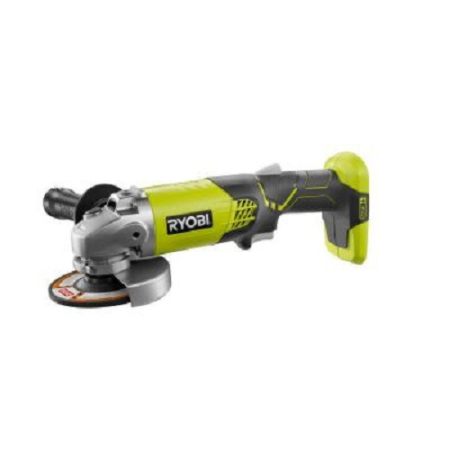 Factory Reconditioned Ryobi P421 ONE Plus 18V Cordless Lithium-Ion 4-1/2 in. Angle Grinder (Bare Tool)