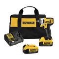 Dewalt DCF883M2 20V MAX XR Cordless Lithium-Ion 3/8 in. Impact Wrench Kit with Hog Ring Anvil image number 0