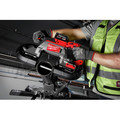 Milwaukee 2729S-20 M18 FUEL Cordless Lithium-Ion Deep Cut Dual-Trigger Band Saw (Tool Only) image number 8