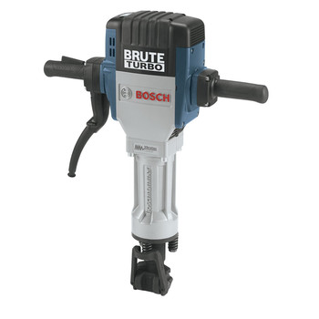 Factory Reconditioned Bosch BH2770VCD-RT 15 Amp 1-1/8 in. Hex Brute Turbo Deluxe Breaker Hammer Kit image number 0