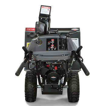 Briggs & Stratton 1696619 250cc 27 in. Dual Stage Medium-Duty Gas Snow Thrower with Electric Start image number 3