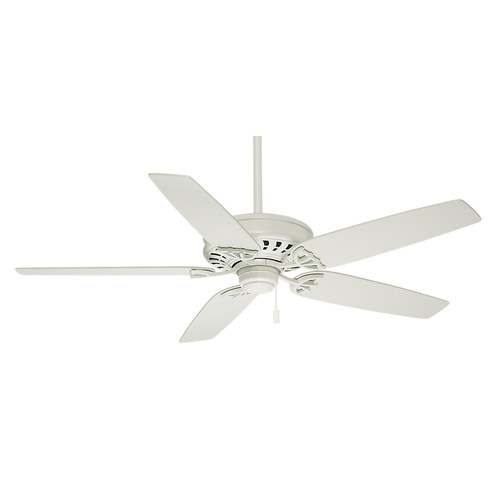 Casablanca 54019 54 in. Concentra Snow White Ceiling Fan