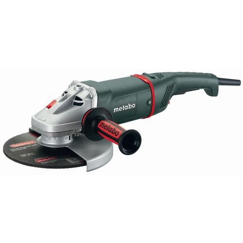 Metabo W24-180 15.0 Amp 7 in. Angle Grinder