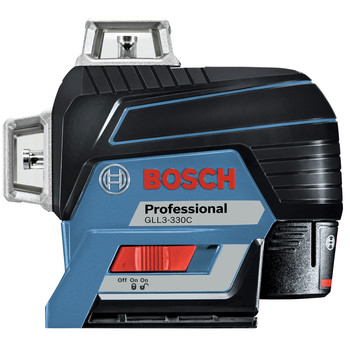 Bosch GLL3-330C 360-Degrees Connected Three-Plane Leveling and Alignment-Line Laser image number 2