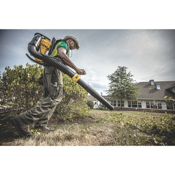 Dewalt DCBL590X1 40V MAX Cordless Lithium-Ion XR Brushless Backpack Blower Kit image number 4