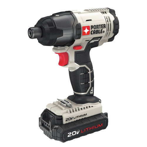 Factory Reconditioned Porter-Cable PCCK619L8R 20V MAX Cordless Lithium-Ion 8-Tool Combo Kit image number 3