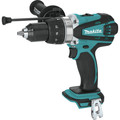 Factory Reconditioned Makita XT218-R 18V LXT Brushed Lithium-Ion 1/2 in. Cordless Hammer Drill/ Impact Driver Combo Kit (3 Ah) image number 1