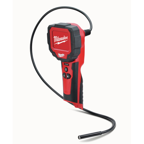 Milwaukee 2313-20 M12 12V Cordless Lithium-Ion M-Spector 360 Rotating Digital Inspection Camera (Bare Tool)