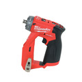 Milwaukee 2505-22 M12 FUEL Brushless Lithium-Ion 3/8 in. Cordless Installation Drill Driver Kit (2 Ah) image number 1
