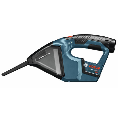 factory reconditioned bosch vac120bn rt 12v cordless lithium ion handheld vacuum bare tool
