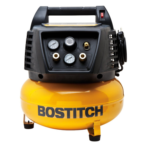 factory reconditioned bostitch btfp02011 r 6 gallon oil free Air Bag Compressor Wiring Diagram bstrbtfp02011 r jpg