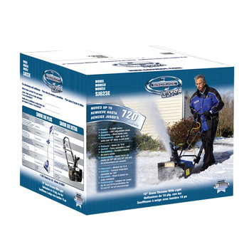 Snow Joe SJ623E Ultra Series 15.0 Amp 18 in. Electric Snow Thrower with Light image number 5