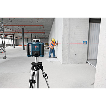 Bosch GRL300HV Self-Leveling Rotary Laser with Layout Beam image number 3