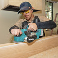 Makita XPK02Z 18V LXT AWS Capable Brushless Lithium-Ion 3-1/4 in. Cordless Planer (Tool Only) image number 17