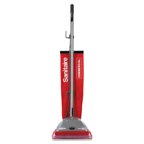 Sanitaire SC684G Vacuum With Vibra-Groomer Ii, 16lb, Red image number 0