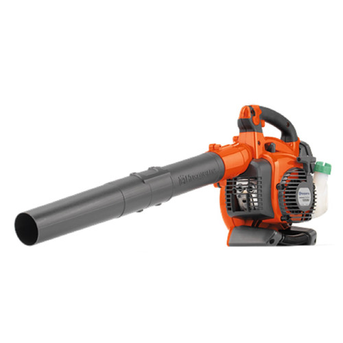 Factory Reconditioned Husqvarna 125BVx 28cc Single Speed Handheld Gas Blower Vac (Class B)