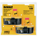 Dewalt DC9096-2 18V XRP 2.4 Ah Ni-Cd Battery (2-Piece)
