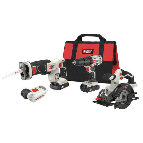 Up to $50 off Porter Cable Combo Kits