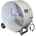 Versa-Kool VKM36-2-O 36 in. OSHA Compliant Spot Cooler 2-Speed Mobile Drum Fan