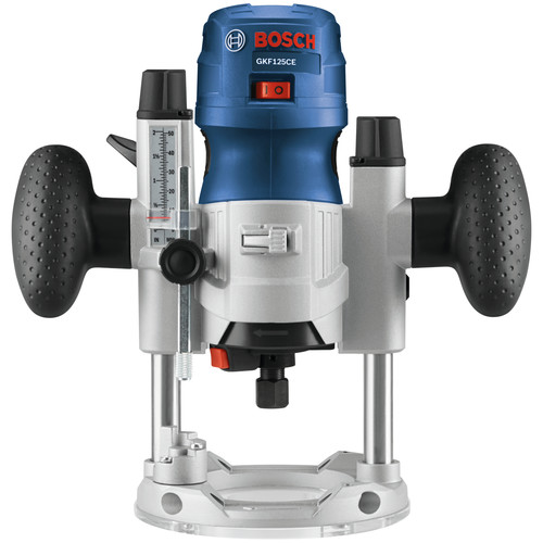 Bosch GKF125CEPK Colt 1.25 HP Variable-Speed Palm Router Combination Kit (7 Amp) image number 5