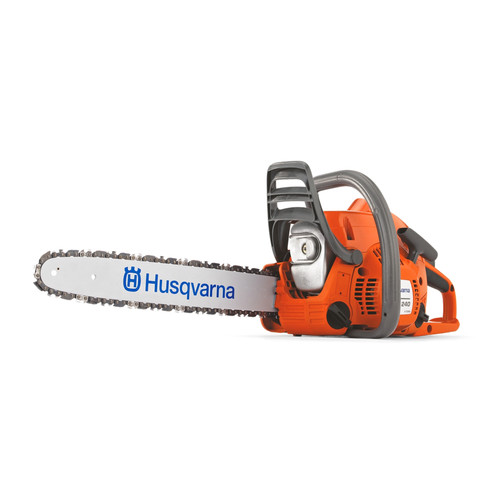 Factory Reconditioned Husqvarna 240 38.2cc Gas 14 in. Rear Handle Chainsaw