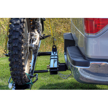 Detail K2 TMC201 Hitch-Mounted Motorcycle Carrier image number 4