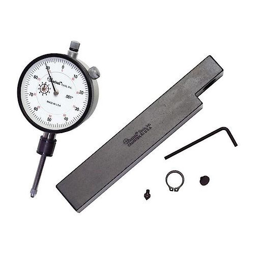 Central Tools 6434 1 in. Dial Indicator Sleeve Height and Counter Bore Gauge image number 0