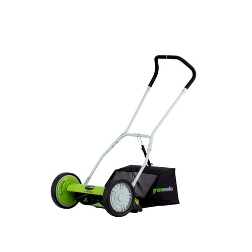 Greenworks 25052 16 in. Push Reel Mower