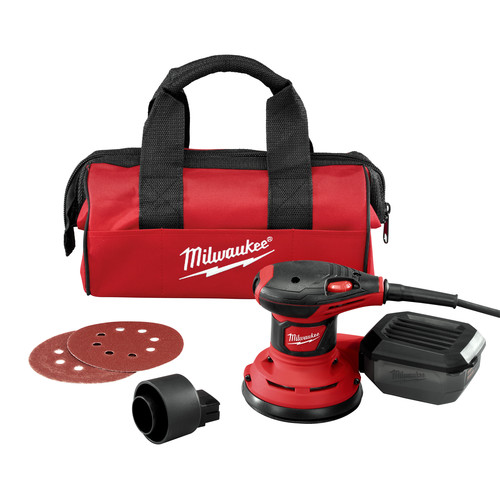 Milwaukee 6034-21 5 in. Random Orbit Palm Sander