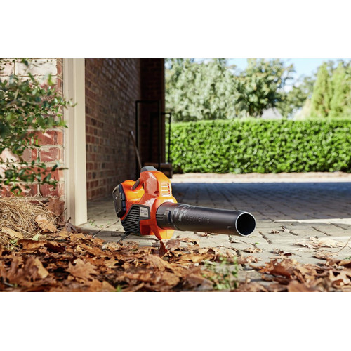 Husqvarna 967094202 320iB Handheld Blower with Battery and Charger image number 7