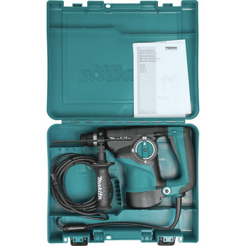 Makita HR2811F 1-1/8 in. SDS-PLUS Rotary Hammer with LED Light image number 2