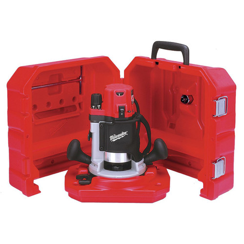 Factory Reconditioned Milwaukee 5616-81 2-1/4 Max HP BodyGrip Router with Case