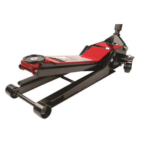 Sunex 6602LP 2 Ton Low Rider Service Jack with Rapid Rise Technology