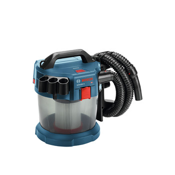 Bosch GAS18V-3N 18V 2.6 Gal. Wet/Dry Vacuum Cleaner with HEPA Filter (Tool Only) image number 4
