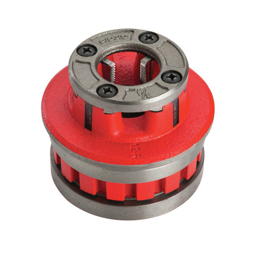 Ridgid 12-R 3/4 in. Capacity NPT Alloy RH Hand Threader Die Head