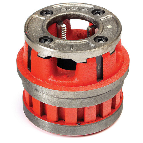 Ridgid 12-R 1 in. Capacity NPT High-Speed RH Hand Threader Die Head