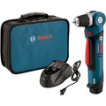 Bosch PS11-102 12V Lithium-Ion 3/8 in. Cordless Right Angle Drill Kit (1.5 Ah) image number 1