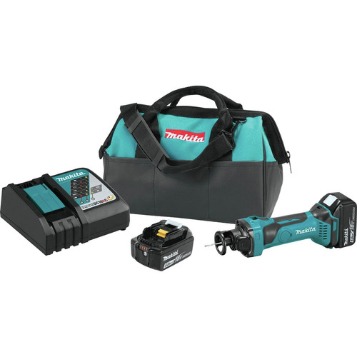 Makita XOC01T 18V LXT Lithium-Ion Cordless Cut-Out Tool Kit
