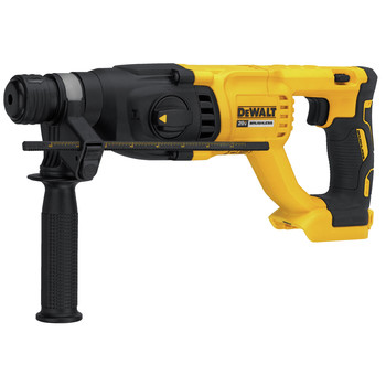 Dewalt DCH133B 20V MAX XR Cordless Lithium-Ion Brushless 1 in. D-Handle Rotary Hammer (Tool Only) image number 1