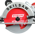 SKILSAW SPT70WM-22 Sawsquatch 15 Amp 10-1/4 in. Magnesium Worm Drive Circular Saw image number 3