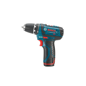 Bosch PS31-2A 12V Max Lithium-Ion 3/8 in. Cordless Drill Driver (2 Ah) image number 1