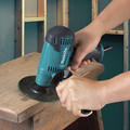Factory Reconditioned Makita GV5010-R 4.2 Amp 5 in. Disc Sander with Rubberized Soft Grip image number 1