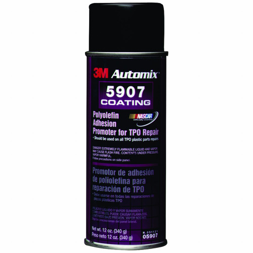 3M 5907 Automix Polyolefin Adhesion Promoter 12 oz. Net Wt