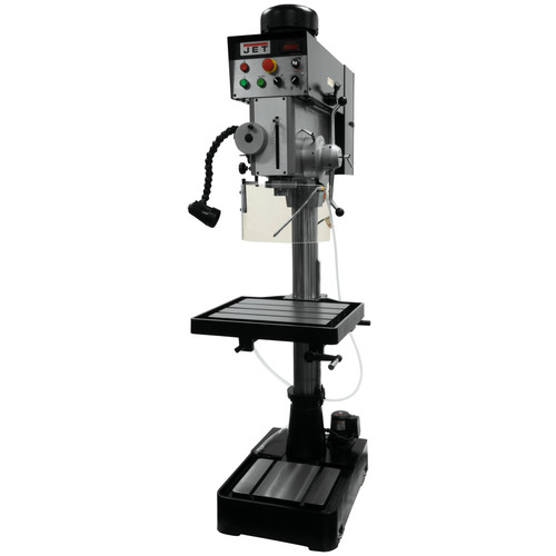 JET JDP20EVST-230-PDF 20 in. EVS GH Powefeed Drill Press