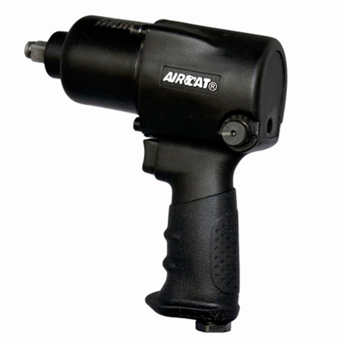AIRCAT 1431 1/2 in. Aluminum Impact Wrench image number 0
