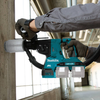 Makita XRH08Z 18V X2 LXT Lithium-Ion (36V) Brushless Cordless 1-1/8 in. AVT Rotary Hammer, accepts SDS-PLUS bits (Tool Only) image number 10